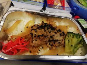 機内食メインディッシュ