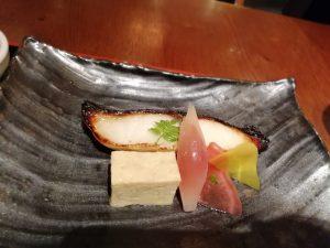 目鯛西京味噌漬け焼きご膳