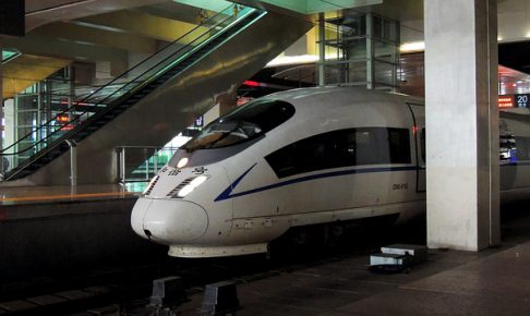 中国 高速鉄道