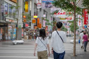 熊本新市街サンロード