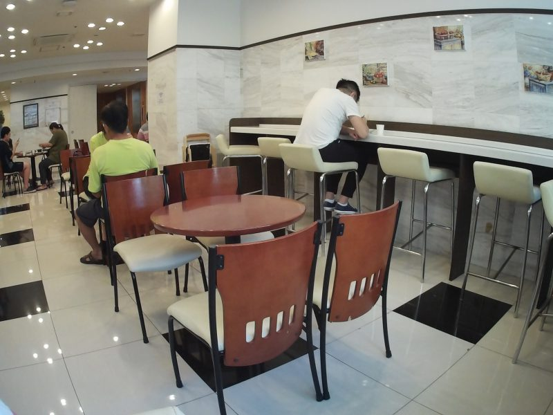 東横イン釜山駅2朝食