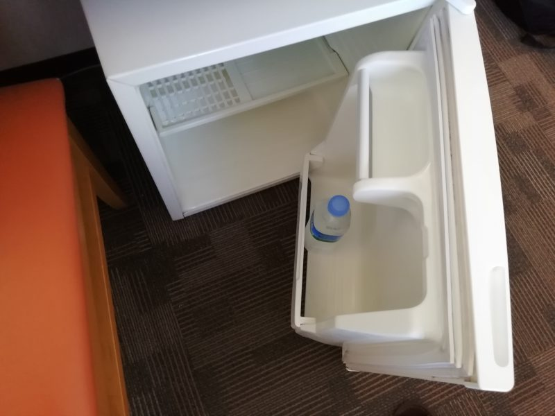 東横イン釜山駅2冷蔵庫
