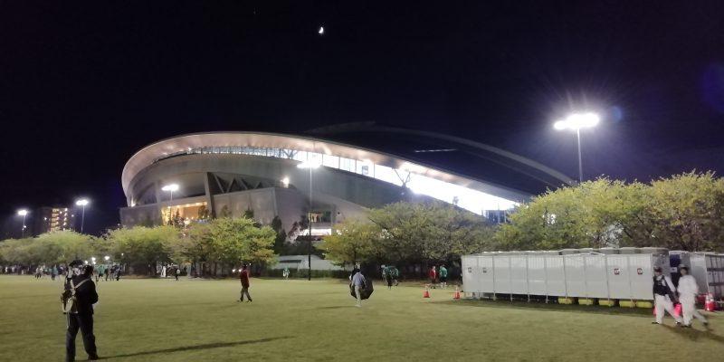 御崎公園球技場