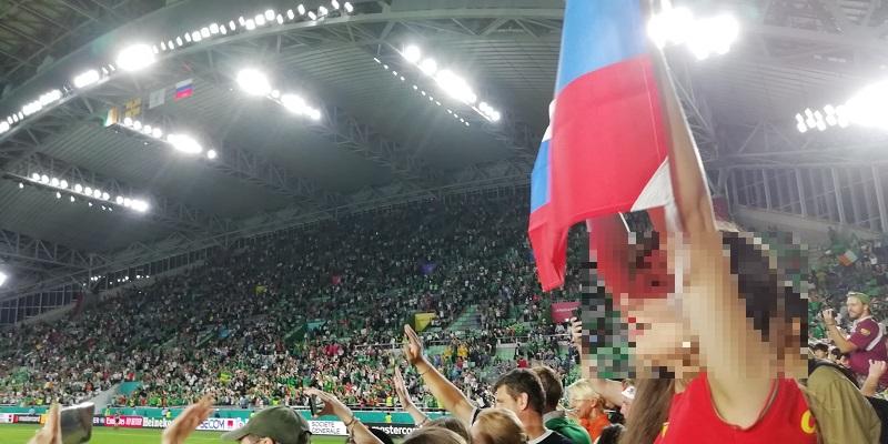 アイルランド対ロシア