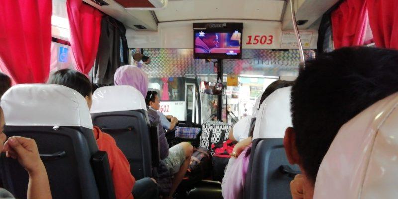 Batangasバス