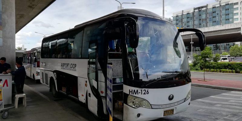 エアポートループバス