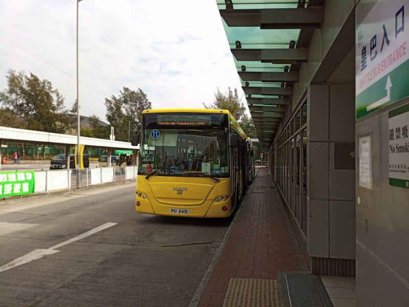 香港A43Pバス