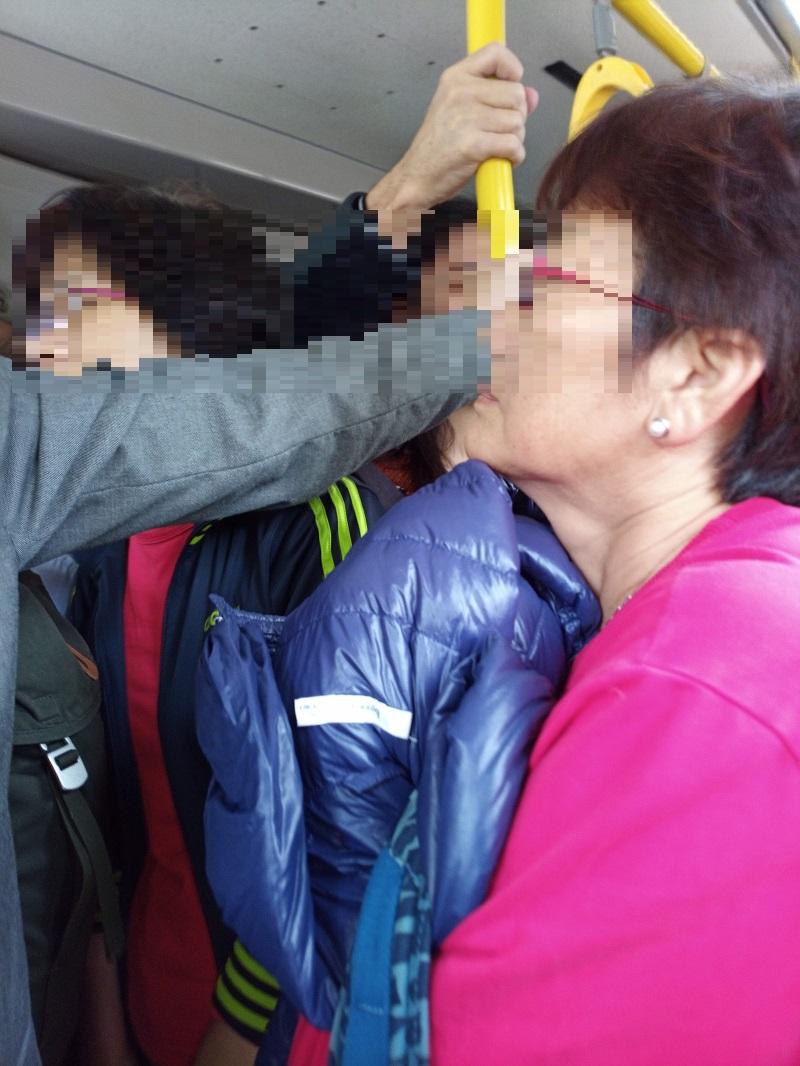 香港B1バス