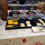 フェアフィールド東莞常平の朝食ビュッフェ
