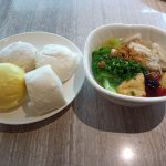 Holiday Inn Express Shenzhen Songgang朝食ビュッフェ