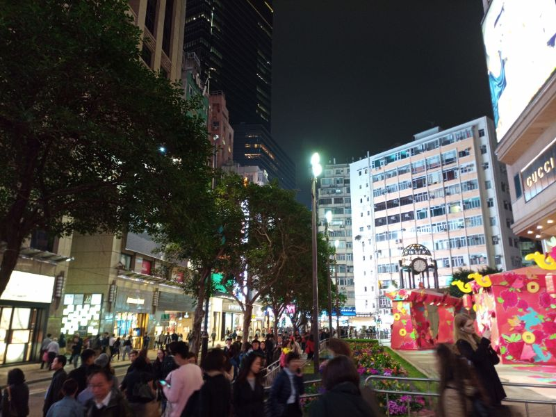 香港ハッピーバレー競馬場
