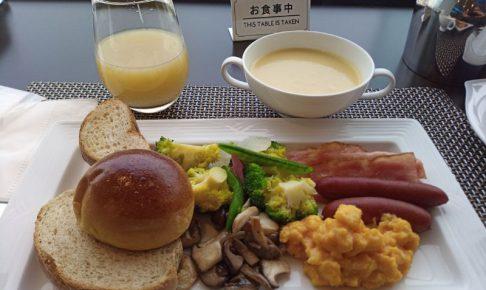 ANAクラウンプラザホテル松山朝食