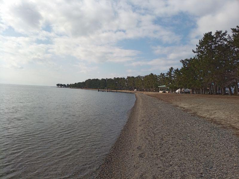 マキノビーチ