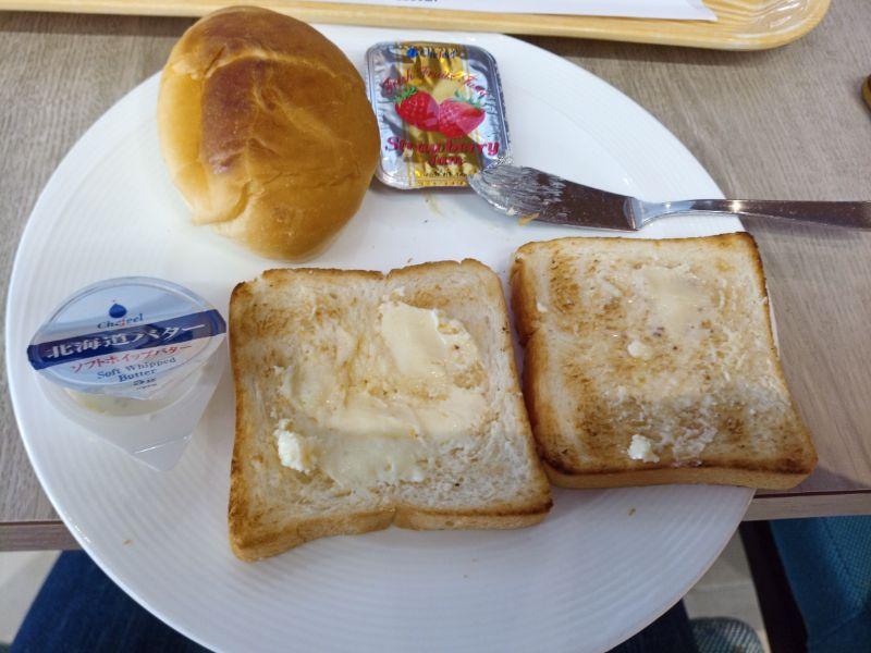 ホテルフクラシア晴海朝食