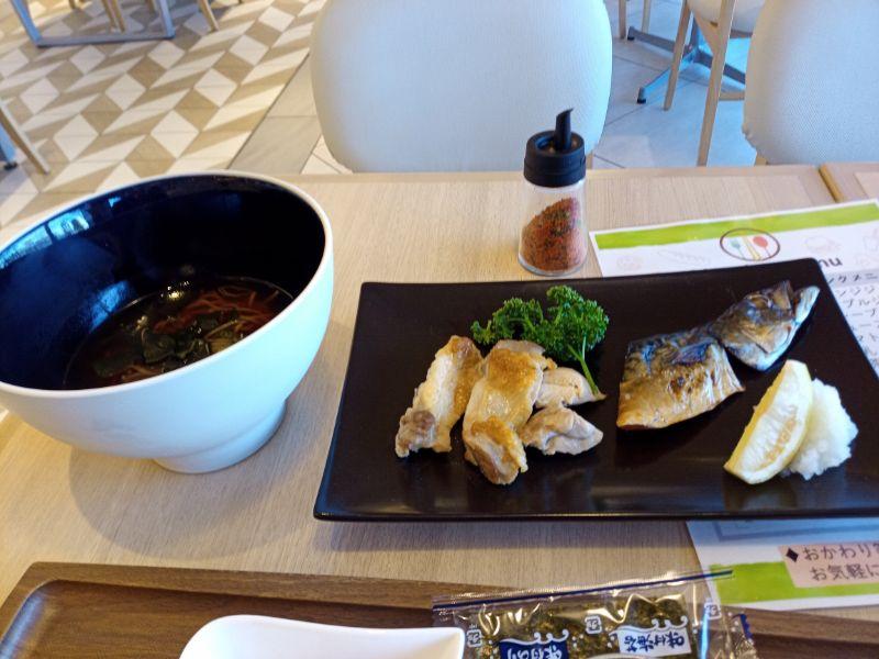 ダイワロイネットホテル東京有明朝食