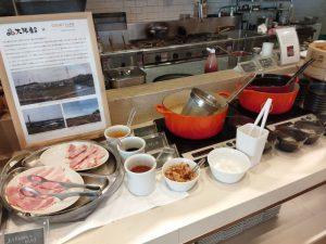 コートヤード・バイ・マリオット大阪本町 朝食